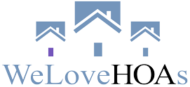 We Love HOAs Logo